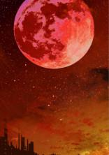 紅い月は,君に見える