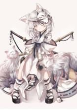 白狐の雑談部屋