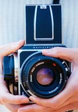 カメラの中。