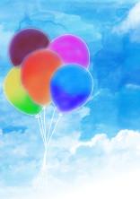 虹と学校と友情