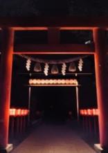 ☆ 神隠し神社の縁日。