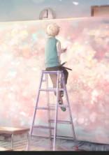 桜色のキャンバス  【桃】