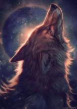 狼少年、少女が鬼狩り中【鬼滅の刃】
