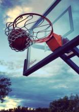 バスケ部の君とバスケ部の私