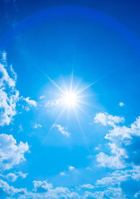 僕を照らしてくれる太陽