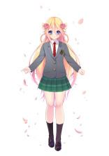 雄英高校で1番可愛い美少女は、1年A組の転校生🌸🌷