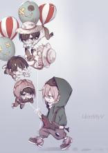 wrwrd人狼ゲーム(優葵🍏さんからのリクエスト)