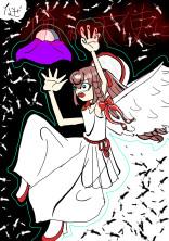 (なぜ)>俺が天使に