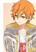 橙色の髪の君