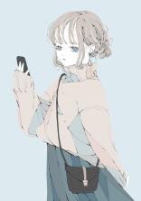 冬のお姫様。