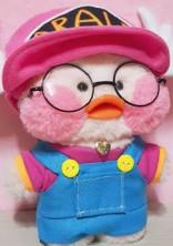 ピンクのスマホカバー