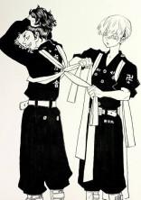 烏野高校の天使マネは東卍のNo.3!?