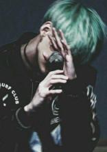 緑 髪 の 君