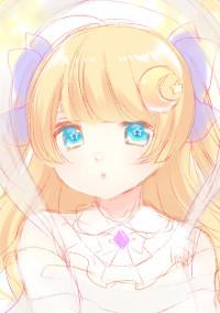 お空の女神☆彡 ~お空からの転校生~