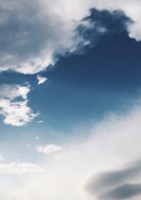 僕が失恋した時、あの空は青かった
