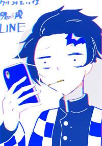 クソみたいな鬼滅LINE(キャラ崩壊と下ネタ注意)