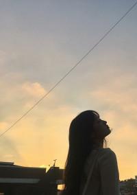 あなたと見る夕日