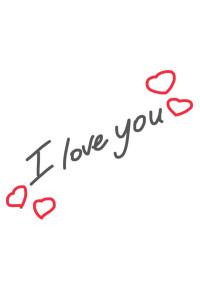 I LOVE YOUーあなたが好きー