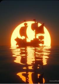悪役たちと元海賊の学園生活
