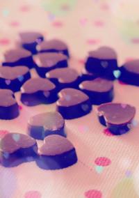 チョコレートの味