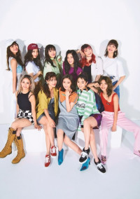 E‐girlsが思うこと(11人体制)