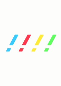 4色の君たち