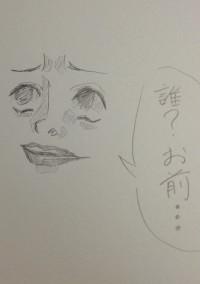 雑談・お絵描き