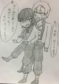 ペースト物語〜鬼滅編〜