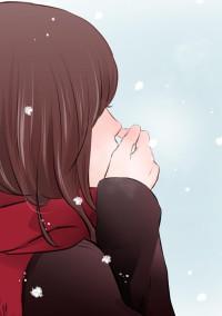 雪の降る日に、あなたに初めての恋をする。
