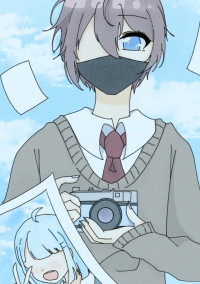 君は空の写真を撮りたがった。