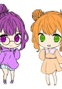 紫橙小説(コラボ作品)