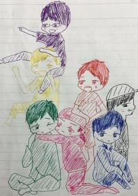 腐ったお魚大集合!(腐ィッシャーズ短編集)