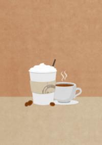 森の喫茶店
