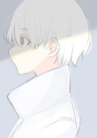 天空アイボリー