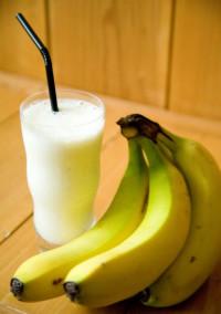 美味しいバナナジュースの作り方(黒×黄)