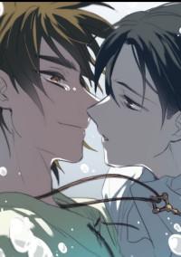 青い薔薇と君の瞳の色〈リヴァエレ〉