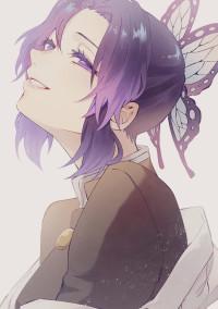 夜熔けの蝶