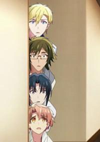 眼鏡のお兄さんの幼なじみ(IDOLiSH7)