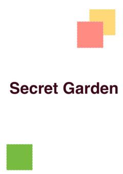 シークレット・ガーデン