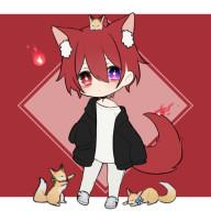 狐ฅ^•ﻌ•^ฅ❤️☯️
