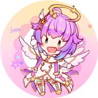 °ʚルカ様ɞ°天使(˙˙  ໒꒱