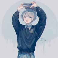 汀堕雨  天