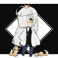猫パーカー白🐾🎤⚪️      転生垢フォロー欄の1番上