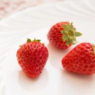 甘い苺さん。
