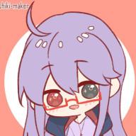リンカ@アーチの紫担当!