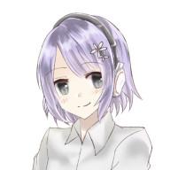 ☪︎*❧紫月☙☪︎*(しづく)