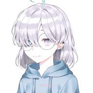 ( *´꒳`* )白黒