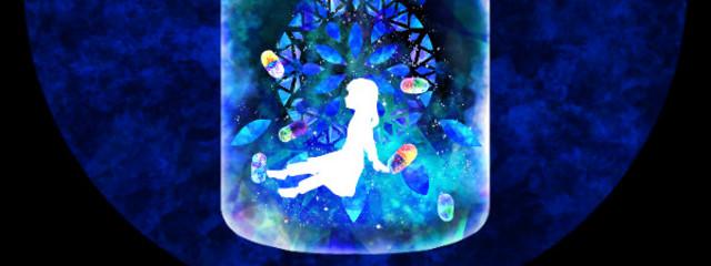 紫桜里さんの壁紙画像