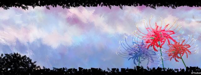 血鞠  虹血香さんの壁紙画像
