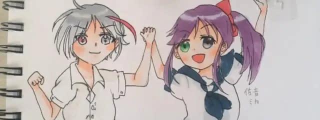 霧川rako@作者組@来くんさんの壁紙画像